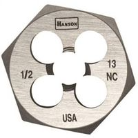 Hanson 9445 Machine Screw Hexagonal Die