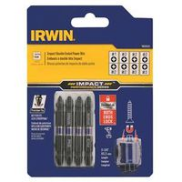 Irwin 1903520 Impact Double End Bit Set