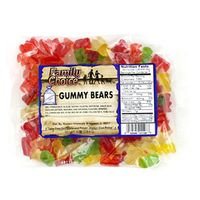 Family Choice 1128 Gummy Bears