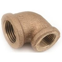 Anderson Metal 738105-0602 Brass Pipe Fitting