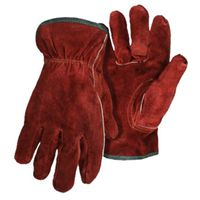 GLOVES DRIVER INSUL LEATHER M