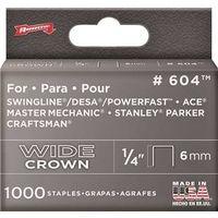 Arrow Fastener 60430  Staples