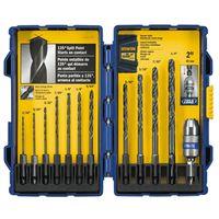 Irwin 4935643 Jobber Length Drill Set