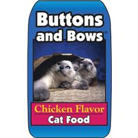 Buttons And Bows 10019/70155 Cat Food
