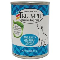 DOG FOOD CAN LAMB/RICE 13.2OZ