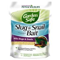 Garden Safe 4536 Slug and Snail Bait