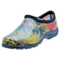 Principle Plastics 5102BK07 Sloggers Garden Shoes