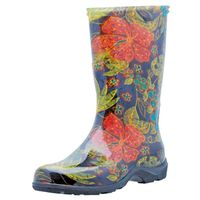 Principle Plastics 5002BK08 Sloggers Garden Boots