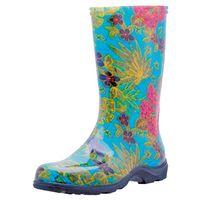 Principle Plastics 5002BL07 Sloggers Garden Boots