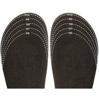 INSOLE HALF-SIZER BLACK DISPLY