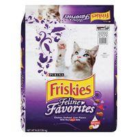 Nestle Purina 5000057579 Friskies Surfin and Turfin Cat Food