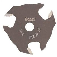 Freud 56-108 3-Wing Slotting Cutter Router Bit