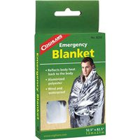Coghlans 8235 Lightweight Emergency Blanket