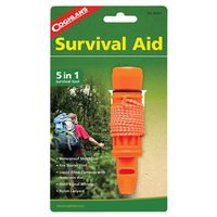 AID SURVIVAL FIRE/COMPASS