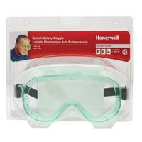 GOGGLES SAFETY ONE SIZE