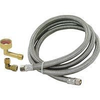 Eastman 41045 Braided Dishwasher Hose