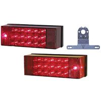 Peterson V947 LED Submersible Rear Trailer Light Kit