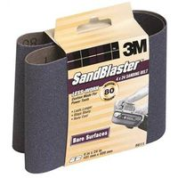 Sandblaster 9611 Resin Bond Power Sanding Belt