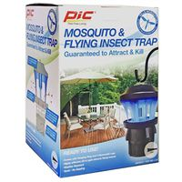 TRAP MOSQUITO ELECTRONIC