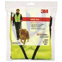 Tekk Protection 94601 Adjustable Day/Night Reflective Safety Vest