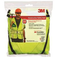 Tekk Protection 94617 Adjustable Class 2 Reflective Safety Vest