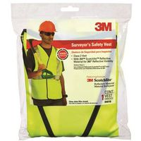 Tekk Protection 94618 Reflective Surveyor's Safety Vest