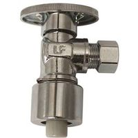 Plumb Pak PP2622POLF 1/4 Turn Push-Fit Quick Lock Angle Stop Valve