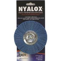 Nyalox 541-784-4 Fine Mounted Wheel Brush
