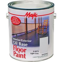 Majic 8-0079 Oil Based Floor Paint