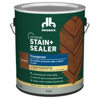 STAIN-SEALR TRANS DUCKWOOD EXT