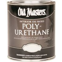 Old Masters 49604 Oil Based Interior Polyurethane