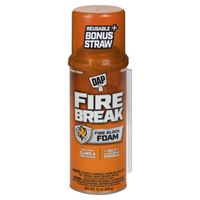 Touch n Foam Fire Break All Purpose Flame Resistant Sealant