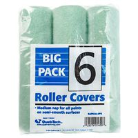 RollerLite 9AP038-6PK All Purpose Paint Roller Cover