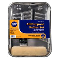 RollerLite 914-MAP4 All Purpose Roller Painting Kit