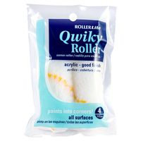 RollerLite Qwiky Goldstripe Knitted Wraparound End Corner Roller