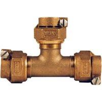Legend Valve 313-390NL Pack-Joint Pipe Tee