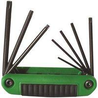 Ergo-Fold 25581 Medium Ergonomic Fold-Up Hex Key Set