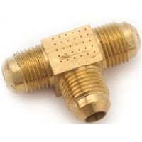 Anderson Metal 754044-10 Brass Flare Fitting