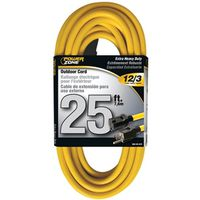 Powerzone OR500825 SJTW Extension Cord