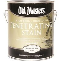 Old Masters 41601 High Resin High Solid Penetrating Stain