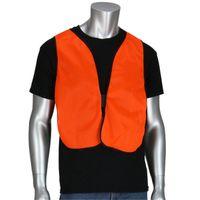 MSA 818040 High Visibility Reflective Safety Vest With Side Straps