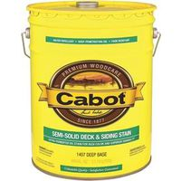 Cabot 1400 Oil Based Semi-Solid Deck and Siding Stain