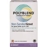 Polyblend PBG0910 Non?Sanded Tile Grout?