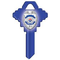 SC1 KEYBLANK POLICE BADGE