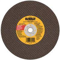 Dewalt DW3531 Type 1 Abrasive Saw Blade
