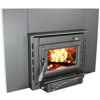 The TR004 Wood Stove with Blower