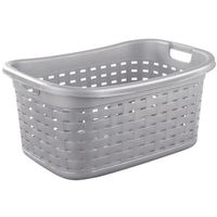 BASKET LAUNDRY WEAVE CEMENT