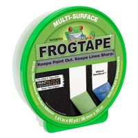 Shurtech 1358465 Multi-Surface Frog Tape