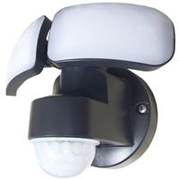 LIGHT LED SECURITY 2200L BLK