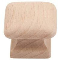 Waddell 578-1.25 Flat Square Cabinet Knob